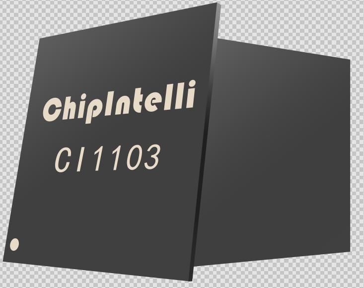智能语音芯片CI1103