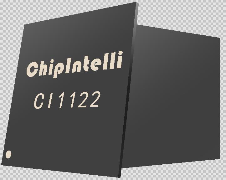 智能语音芯片CI1122