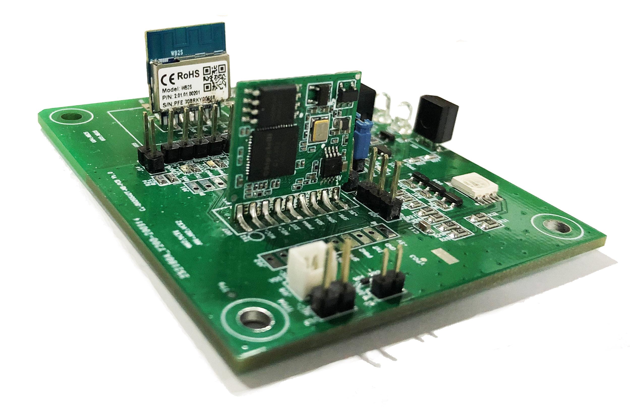 单麦AIOT语音开发套件(CI-B02GS03T+WB2S)