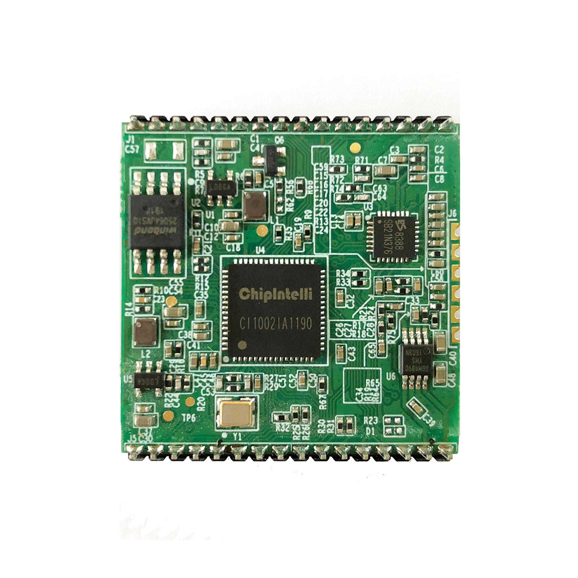 单麦智能语音开发板(CI1002CS03-D)