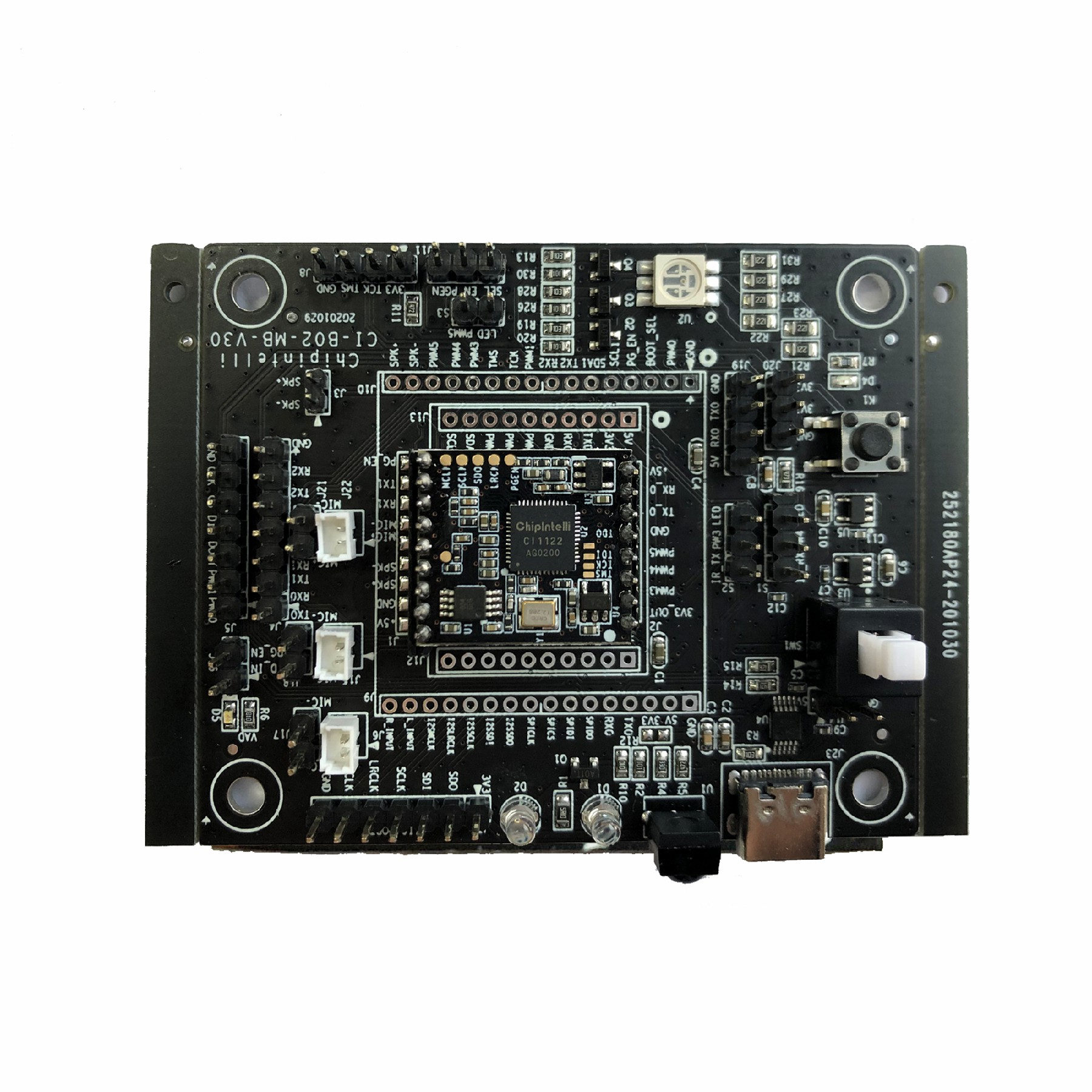 单麦离线开发板套件(CI-C22GS02S)