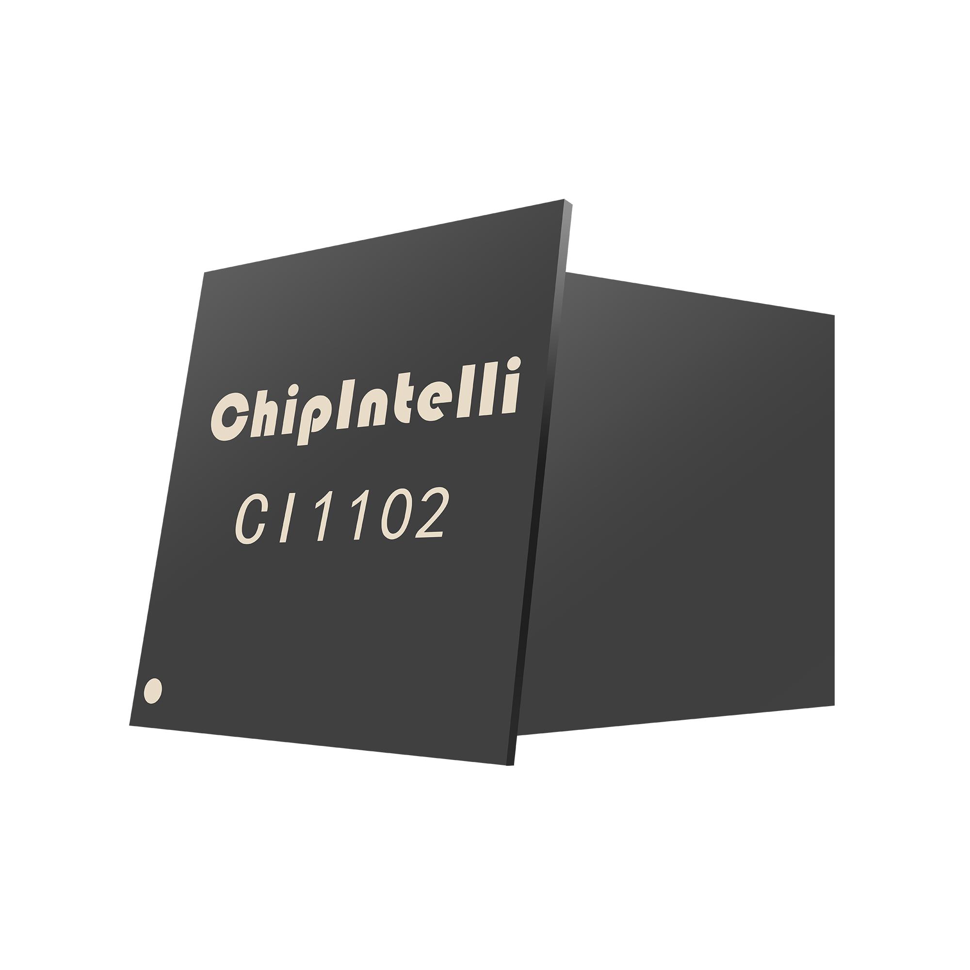 智能语音芯片CI1102